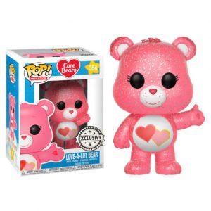 Funko Pop! Osos Amorosos Love-A-Lot Bear Glitter Exclusivo