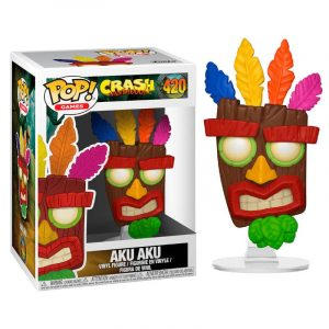 Funko Pop! Aku Aku [Crash Bandicoot]