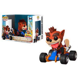 Funko Pop! Rides Crash Bandicoot