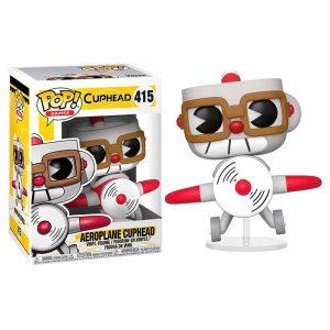 Funko Pop! Aeroplane Cuphead
