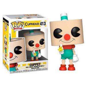 Funko Pop! Cuppet [Cuphead]