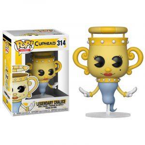 Funko Pop! Legendary Chalice [Cuphead]
