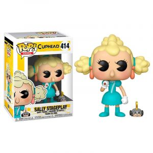 Funko Pop! Sally Stageplay [Cuphead]