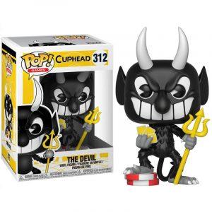 Funko Pop! The Devil [Cuphead]