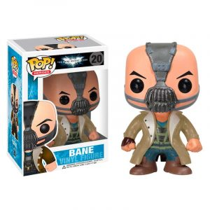 Funko Pop! Bane [Batman: El Caballero Oscuro]