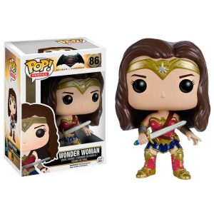 Funko Pop! Wonder Woman [Batman vs Superman]