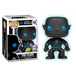 Funko Pop! The Flash [DC Super Heroes] GITD Exclusivo