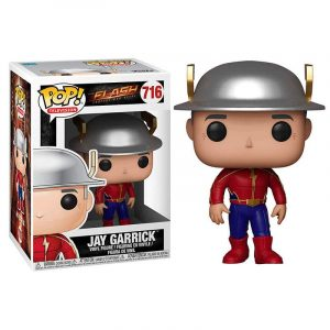 Funko Pop! Jay Garrick [The Flash]
