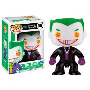 Funko Pop! The Joker Exclusivo [DC Super Heroes]