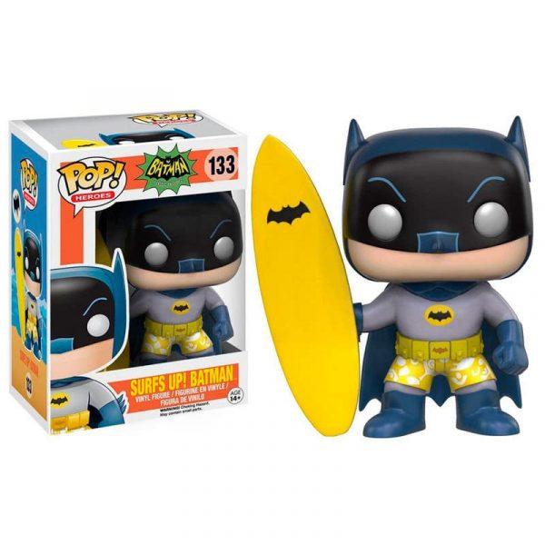 Figura POP DC Surfs Up Batman