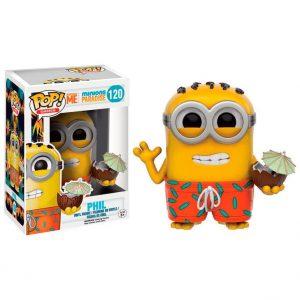 Funko Pop! Phil [Despicable Me 3]
