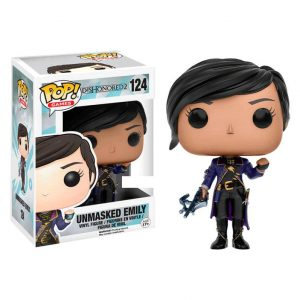 Funko Pop! Dishonored Emily Unmasked Exclusivo
