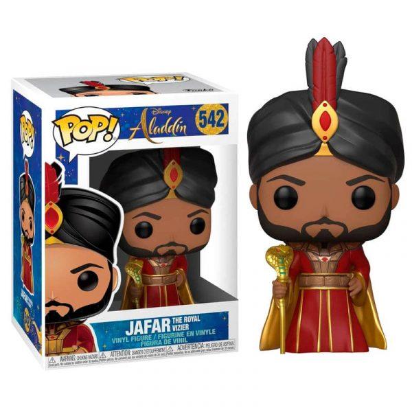 Figura POP Disney Aladdin Jafar