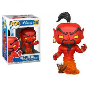Funko Pop! Jafar Rojo [Aladdin]