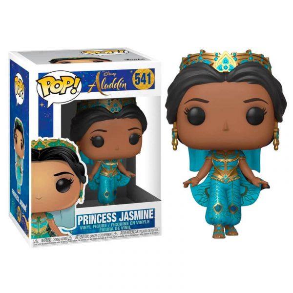 Figura POP Disney Aladdin Jasmine