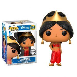 Funko Pop! Jasmine [Aladdin] Glitter Exclusivo