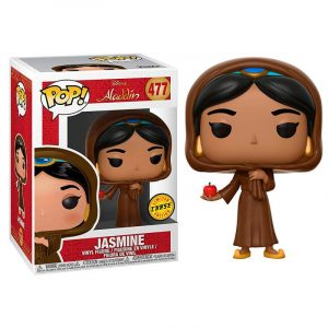 Funko Pop! Jasmine (Disfrazada) [Aladdin] Chase