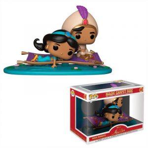 Funko Pop! Jasmine & Aladdin (En alfombra mágica) (Aladdin)