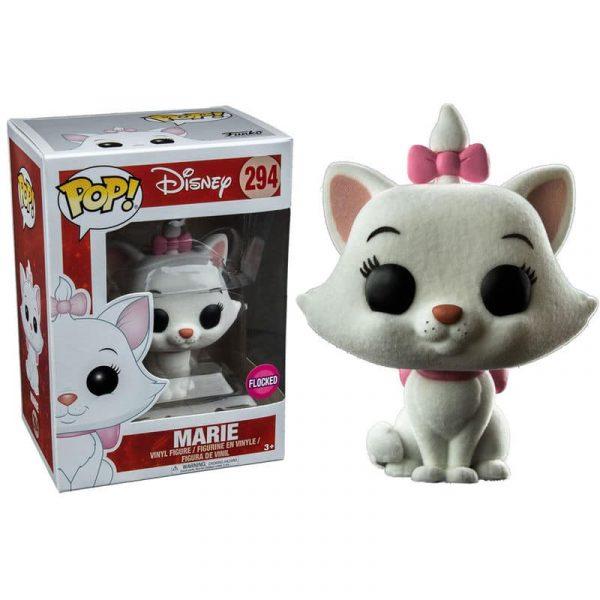 Figura POP Disney Aristocats Marie Flocked Exclusive