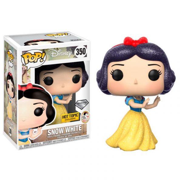 Figura POP Disney Blancanieves Diamond Collection Exclusive