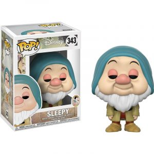 Funko Pop! Sleepy (Dormilón) (Blancanieves y los 7 Enanitos)