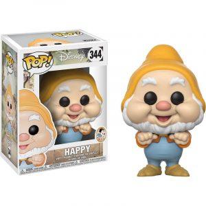 Funko Pop! Happy (Feliz) (Blancanieves y los 7 Enanitos)