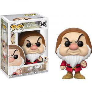 Funko Pop! Grumpy (Gruñon) (Blancanieves y los 7 Enanitos)