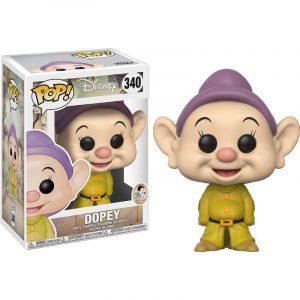 Funko Pop! Dopey (Mudito) (Blancanieves y los 7 Enanitos)