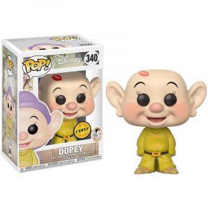 Funko Pop! Dopey (Mudito) Chase (Blancanieves y los 7 Enanitos)