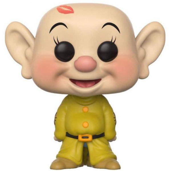 Figura POP! Disney Blancanieves y los Siete Enanitos Mudito Chase