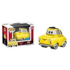 Funko Pop! Disney Cars 3 Luigi Exclusivo