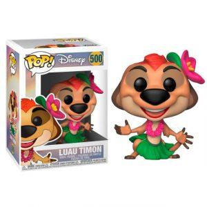 Funko Pop! Luau Timón (El Rey León)