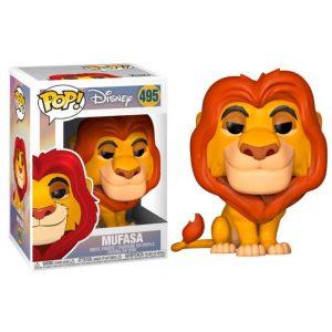 Funko Pop! Mufasa (El Rey León)