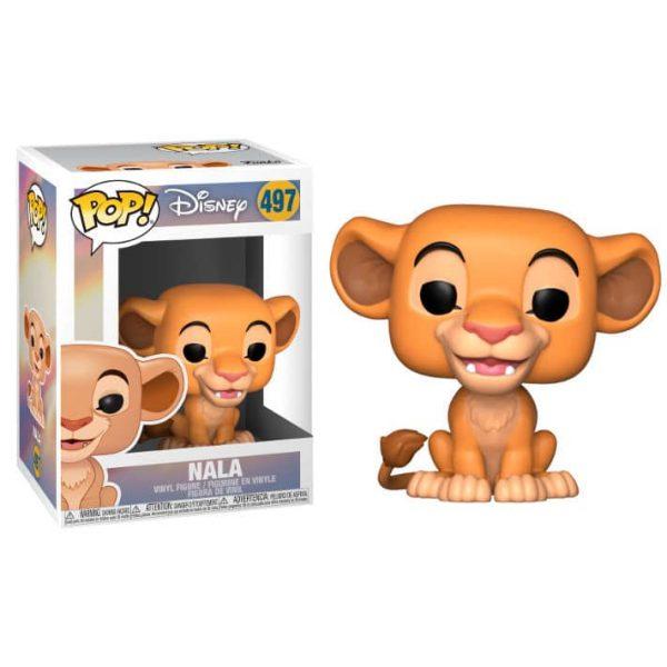 Figura POP Disney El Rey Leon Nala