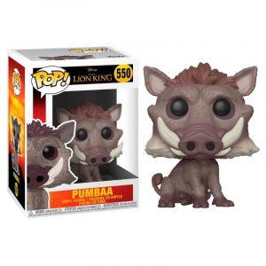Funko Pop! Pumba (El Rey León)