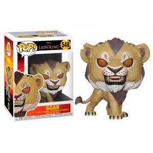 Funko Pop! Scar (El Rey León)