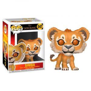 Funko Pop! Simba (El Rey León)