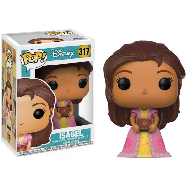 Figura POP Disney Elena de Avalor Isabel