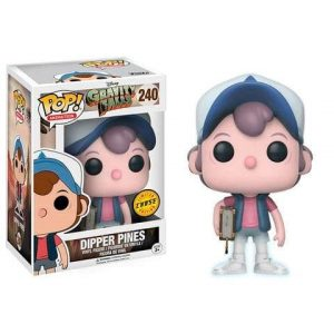 Funko Pop! Dipper Pines Chase [Gravity Falls]