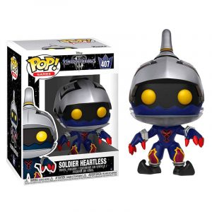 Funko Pop! Soldier Heartless [Kingdom Hearts 3]