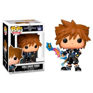 Funko Pop! Sora (Drive Form) [Kingdom Hearts 3] Exclusivo