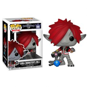 Funko Pop! Sora (Monstruos, S.A.) [Kingdom Hearts 3]
