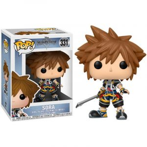 Funko Pop! Sora (Llave Espada) [Kingdom Hearts]
