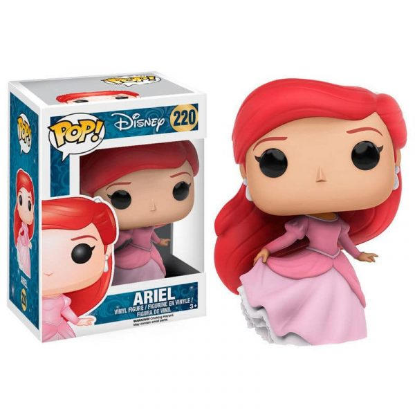 Figura POP Disney La Sirenita Ariel