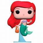Figura POP Disney La Sirenita Ariel with bag
