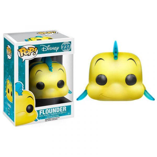 Figura POP Disney La Sirenita Flounder