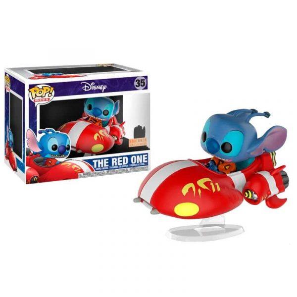 Figura POP Disney Lilo & Stitch The Red One Exclusive