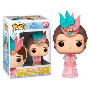 Funko Pop! Mary Poppins (Vestido rosa) [Mary Poppins]
