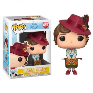 Funko Pop! Mary Poppins (Con bolso) [Mary Poppins]