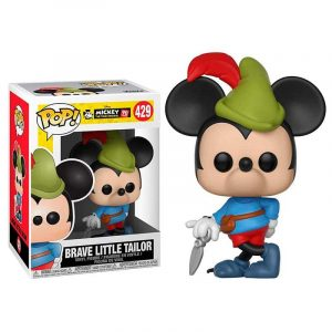 Funko Pop! Brave Little Tailor (Mickey's 90th)